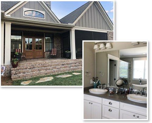 Custom Home Builders Catawba County